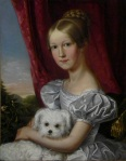 early 1800's painting